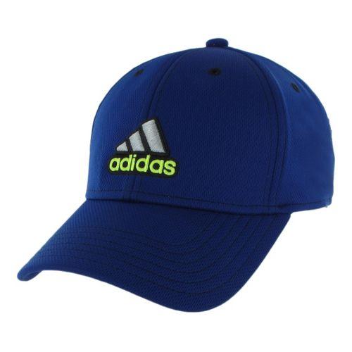 Mens adidas Closer Stretch Cap Headwear - Night Blue/Black XXL