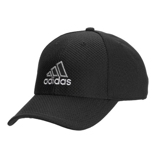 Mens adidas Elite Cap Headwear - Black/Phantom