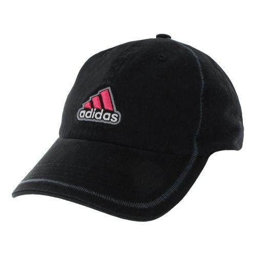 Womens adidas Sol Cap Headwear - Black/White