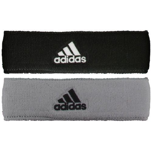 adidas Interval Reversible Headband Headwear - Black/White
