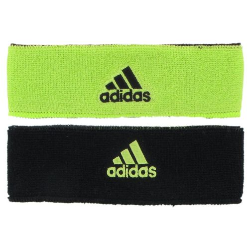 adidas Interval Reversible Headband Headwear - Electricity/Black