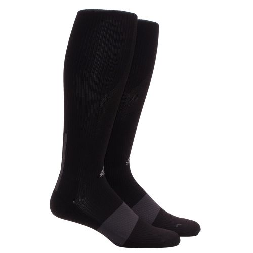 adidas Recovery OTC Sock Injury Recovery - Black/Graphite M