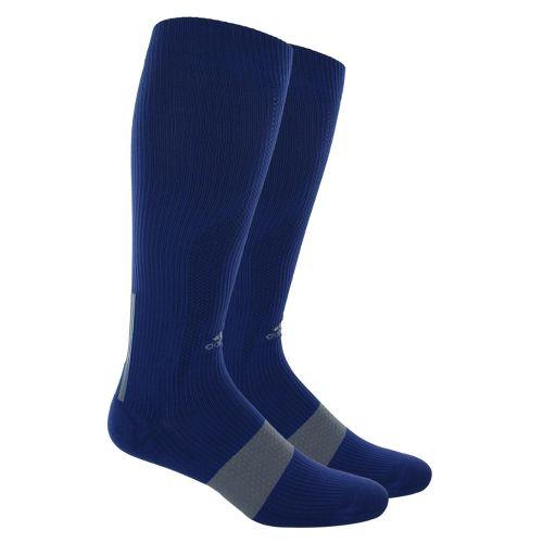 adidas Recovery OTC Sock Injury Recovery - Dark Blue/Medium Grey L