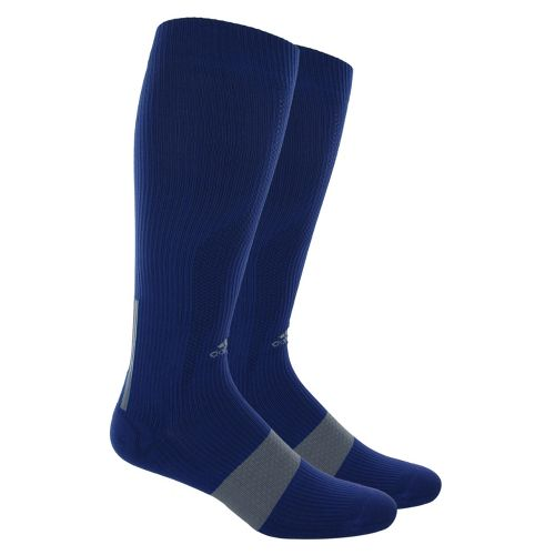 adidas Recovery OTC Sock Injury Recovery - Dark Blue/Medium Grey M