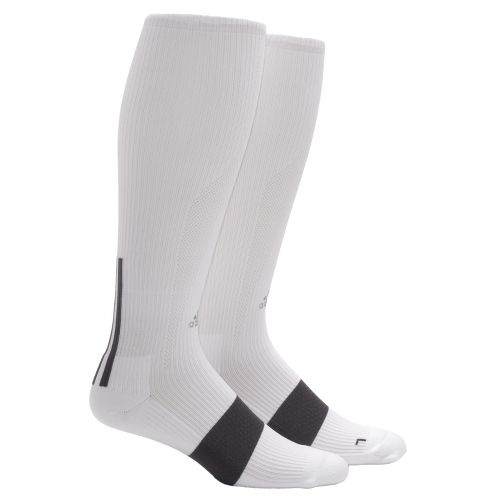 adidas Recovery OTC Sock Injury Recovery - White/Graphite L