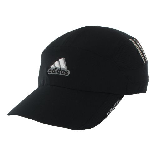 Mens adidas ClimaCool Blade Cap Headwear - Black/White