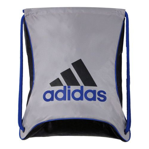 adidas Bolt Sackpack Bags - Aluminum/Black