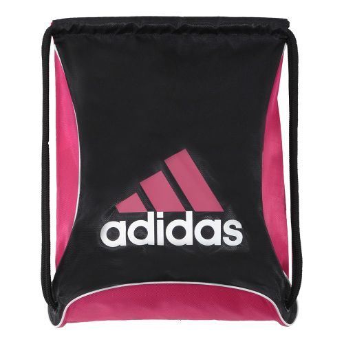 adidas Bolt Sackpack Bags - Black/Radiant Pink