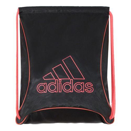 adidas Bolt Sackpack Bags - Black/Red Zest