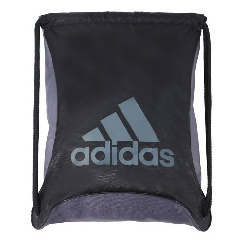 adidas Bolt Sackpack Bags - Black/Storm Grey