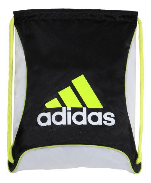 adidas Bolt Sackpack Bags - Black/White