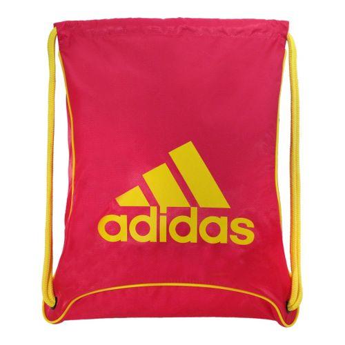 adidas Bolt Sackpack Bags - Blast Pink/Vivid Yellow
