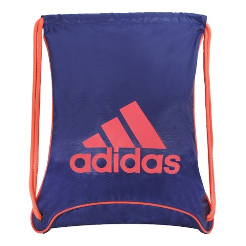 adidas Bolt Sackpack Bags - Blast Purple/Red Zest