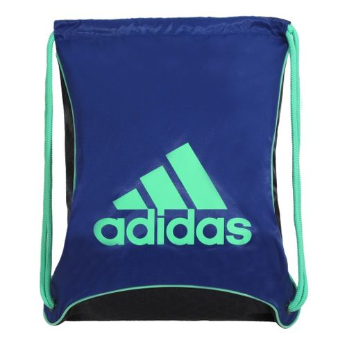 adidas Bolt Sackpack Bags - Hero Ink/Green Zest
