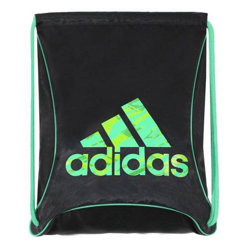 adidas Bolt Sackpack Bags - Impact Camo/Green Zest
