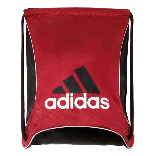 adidas Bolt Sackpack Bags - University Red/Black