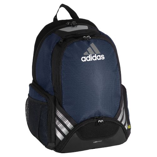 adidas Team Speed Backpack Bags - Collegiate Navy