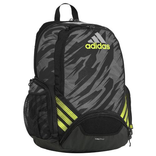 adidas Team Speed Backpack Bags - Impact Camo/Black