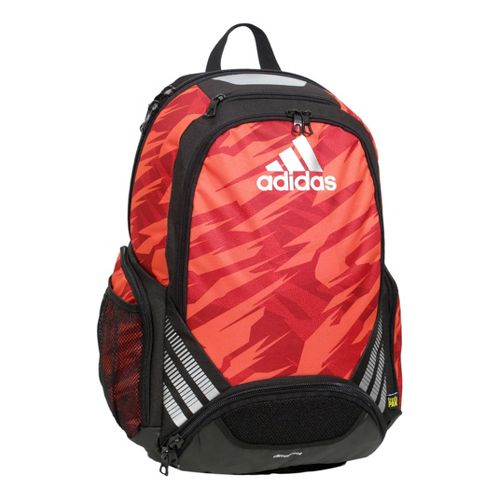 adidas Team Speed Backpack Bags - Impact Camo/Infra-Red