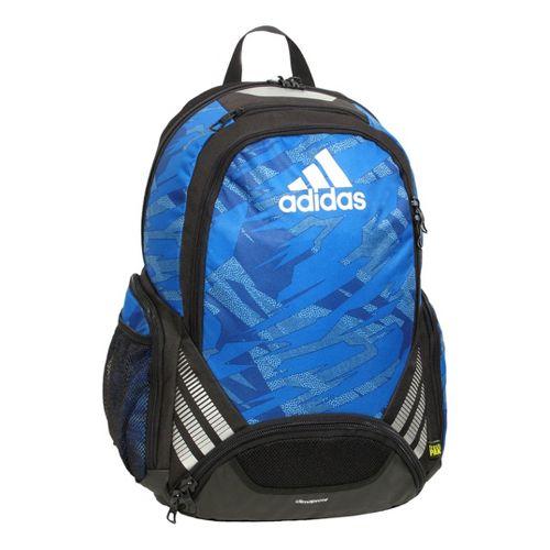 adidas Team Speed Backpack Bags - Impact Camo/Satelite