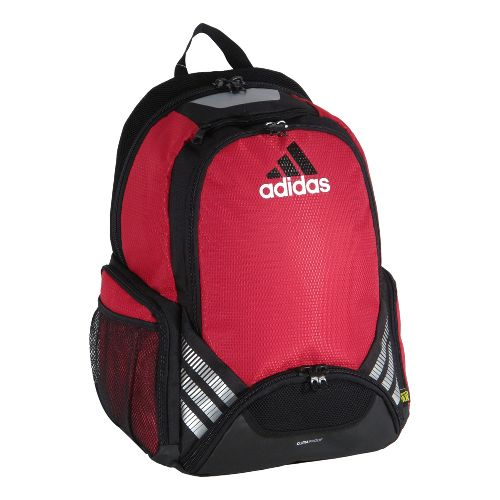 adidas Team Speed Backpack Bags - University Red