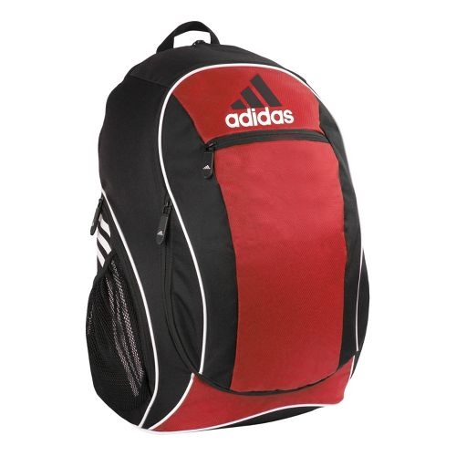 adidas Estadio Team Backpack II Bags - University Red