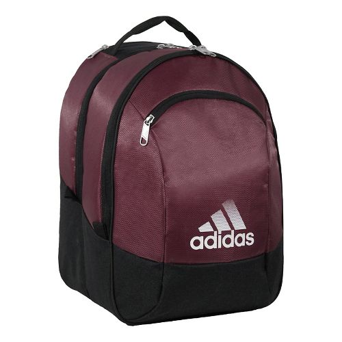 adidas Striker Team Backpack Bags - Light Maroon