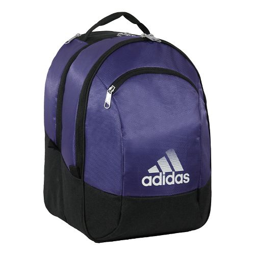 adidas Striker Team Backpack Bags - Team Purple