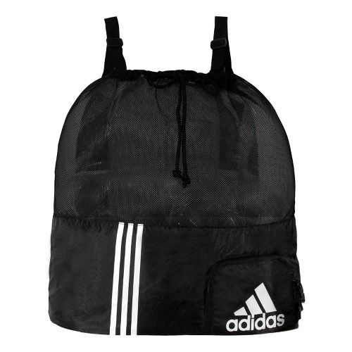 adidas Tournament Ball Bag - Black/White