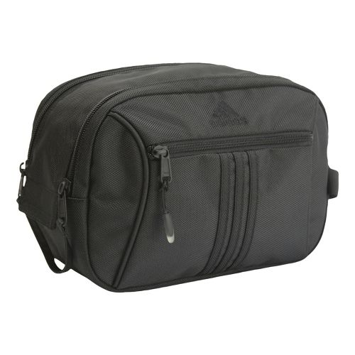 adidas Tourney Toiletry Kit Bags - Black