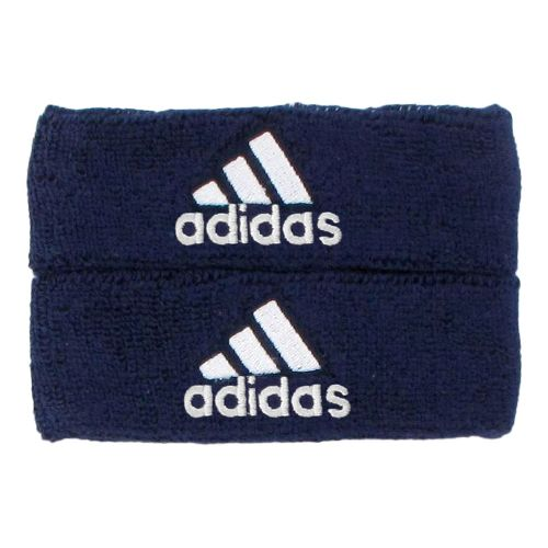 adidas Interval 1-Inch Muscle Band Handwear - Collegiate Navy/White