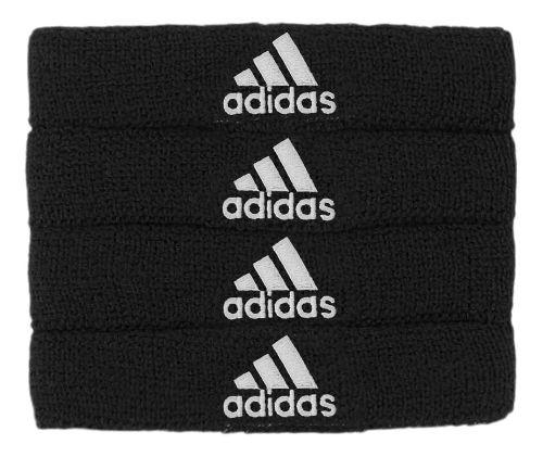 adidas Interval 3/4-Inch Bicep Band Handwear - Black/White
