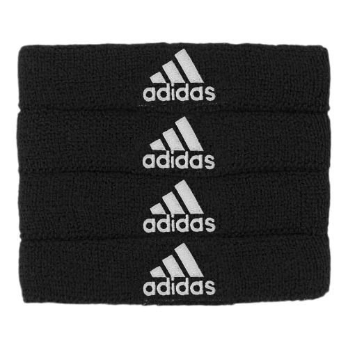 adidas Interval 3/4-Inch Bicep Band Handwear - Black/White