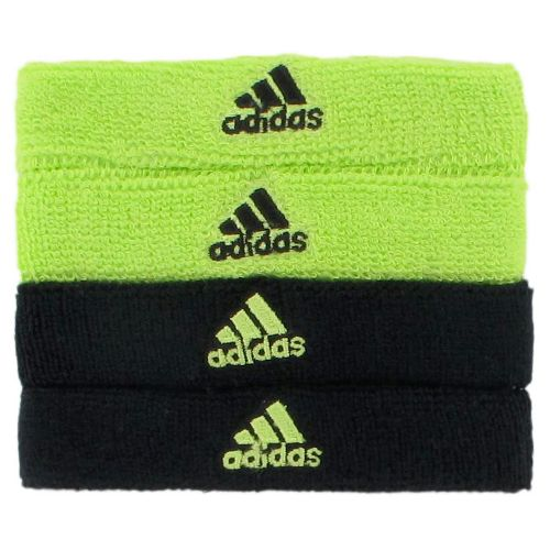 adidas Interval 3/4-Inch Bicep Band Handwear - Electricity/Black
