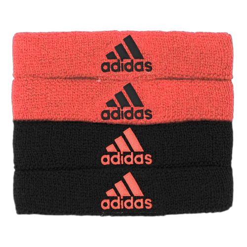 adidas Interval 3/4-Inch Bicep Band Handwear - Infra-Red/Black