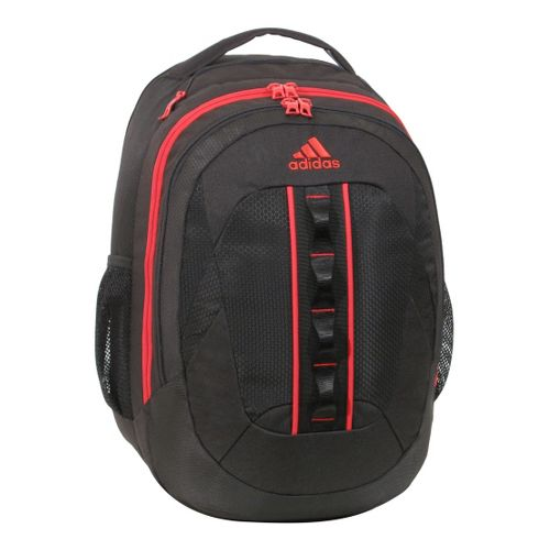 adidas Ridgemont Pack Bags - Black/Vivid Red