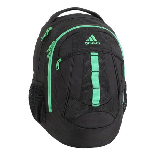 adidas Hickory Pack Bags - Black/Green Zest