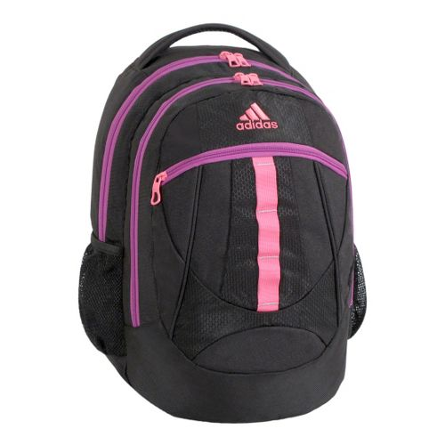 adidas Hickory Pack Bags - Black/Ultra Pop