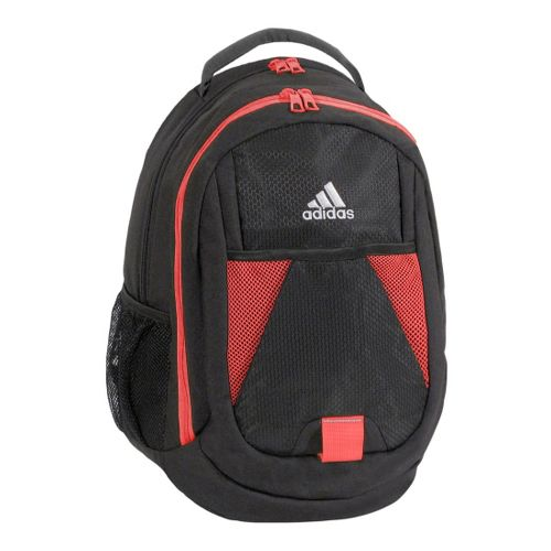 adidas Dillon Pack Bags - Black/Red Zest