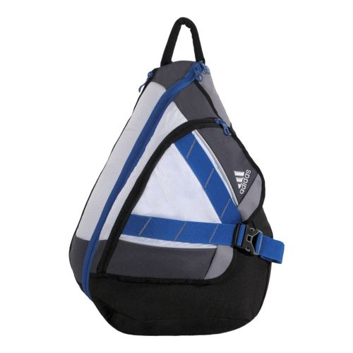 Womens adidas Rydell Sling Bags - White/Prime Blue