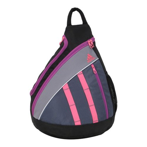 Womens adidas Shermer Sling Bags - Deepest Space/Ultra Pop