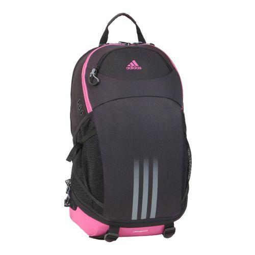 Womens adidas Climacool II Pack Bags - Black/Vivid Pink