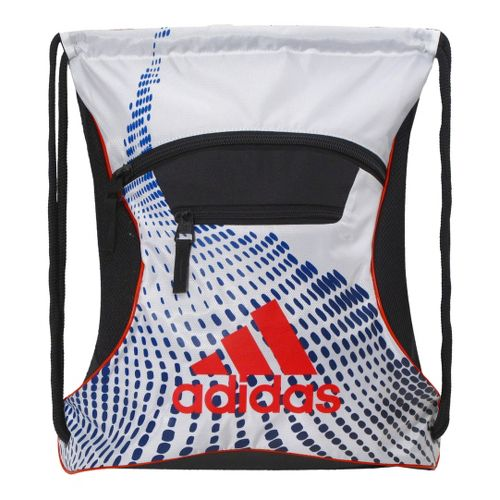 adidas Momentum Sackpack Bags - White/Air Force Blue