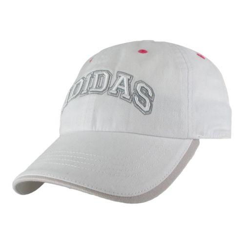 Womens adidas Phoenix Cap Headwear - White/Aluminum