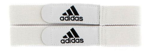 adidas Shin Guard Straps Injury Recovery - White