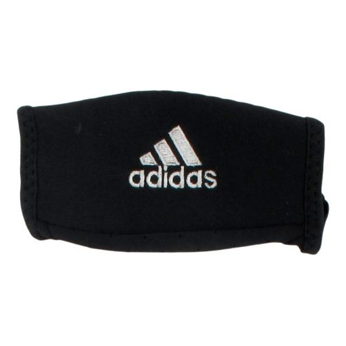 adidas Football Chin Strap Pad Holders - Black