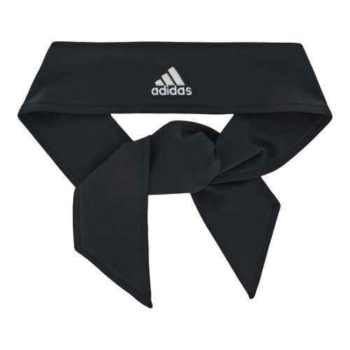 adidas Tennis Tie Band Headwear - Black/White