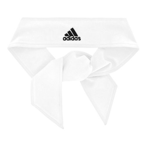 adidas Tennis Tie Band Headwear - White/Black