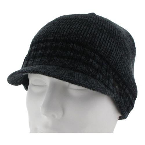 Mens adidas Regent Brimmer Headwear - Black/Black