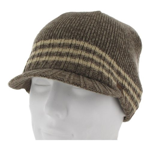 Mens adidas Regent Brimmer Headwear - Grey Blend/Tech Khaki
